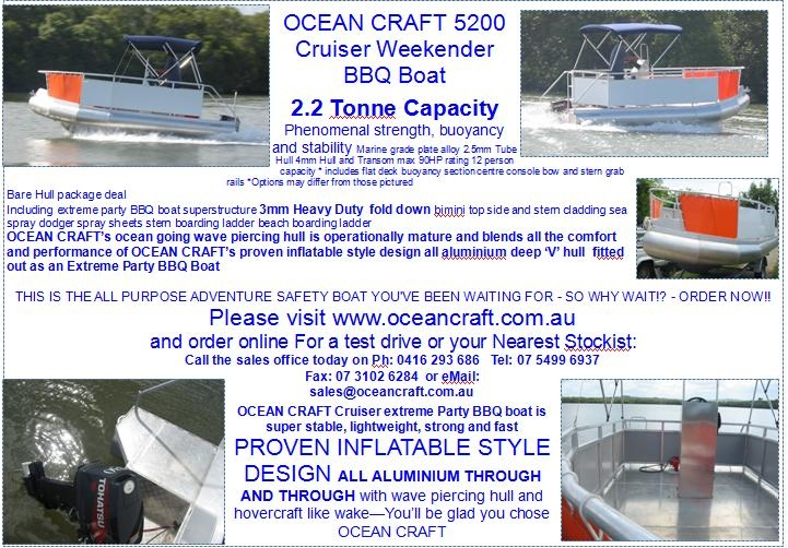 OCEAN CRAFT 5200 Chinook