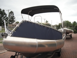 OCEAN CRAFT 5200 ULTRA DEEP VEE Reef Fisher TOHATSU 75HP TLDI 3 STAR Carb Drive Away