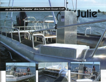OCEAN CRAFT AUSMARINE Article February 2009 p.27