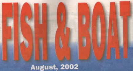 Fish & Boat, August 2002