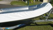 ocean craft 2600 bouncy craft round foam fender2.6 metre yacht tender life boat life raft